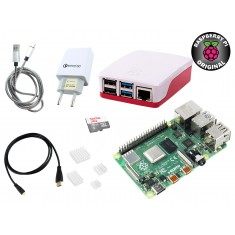 Kit Raspberry Pi 4 Essential