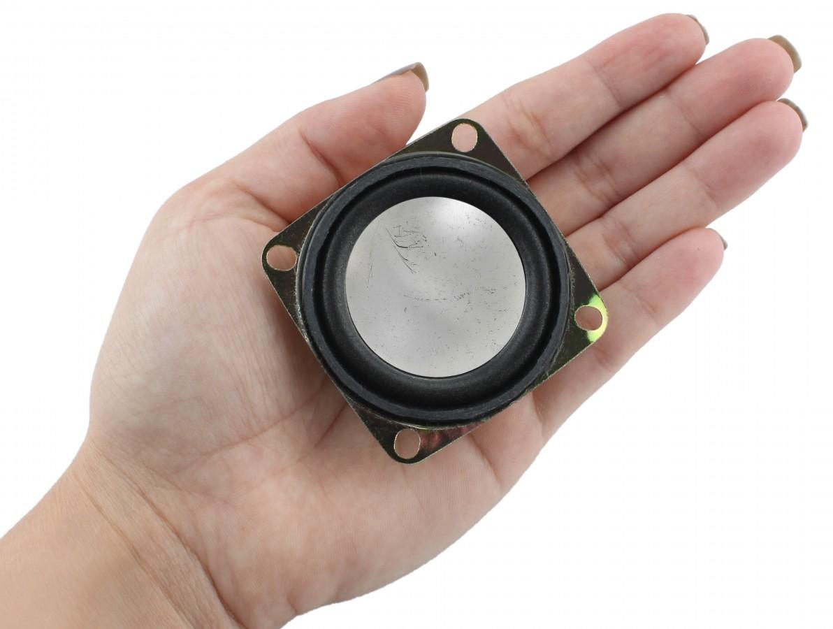 Mini Alto-falante 50mm 3W para Projetos