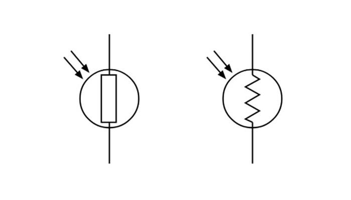 LDR Sensor de Luminosidade 5mm