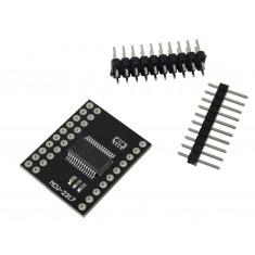 Módulo MCP23017 Serial Bidirecional I2C SPI / Expansor de I/O 16 Bits