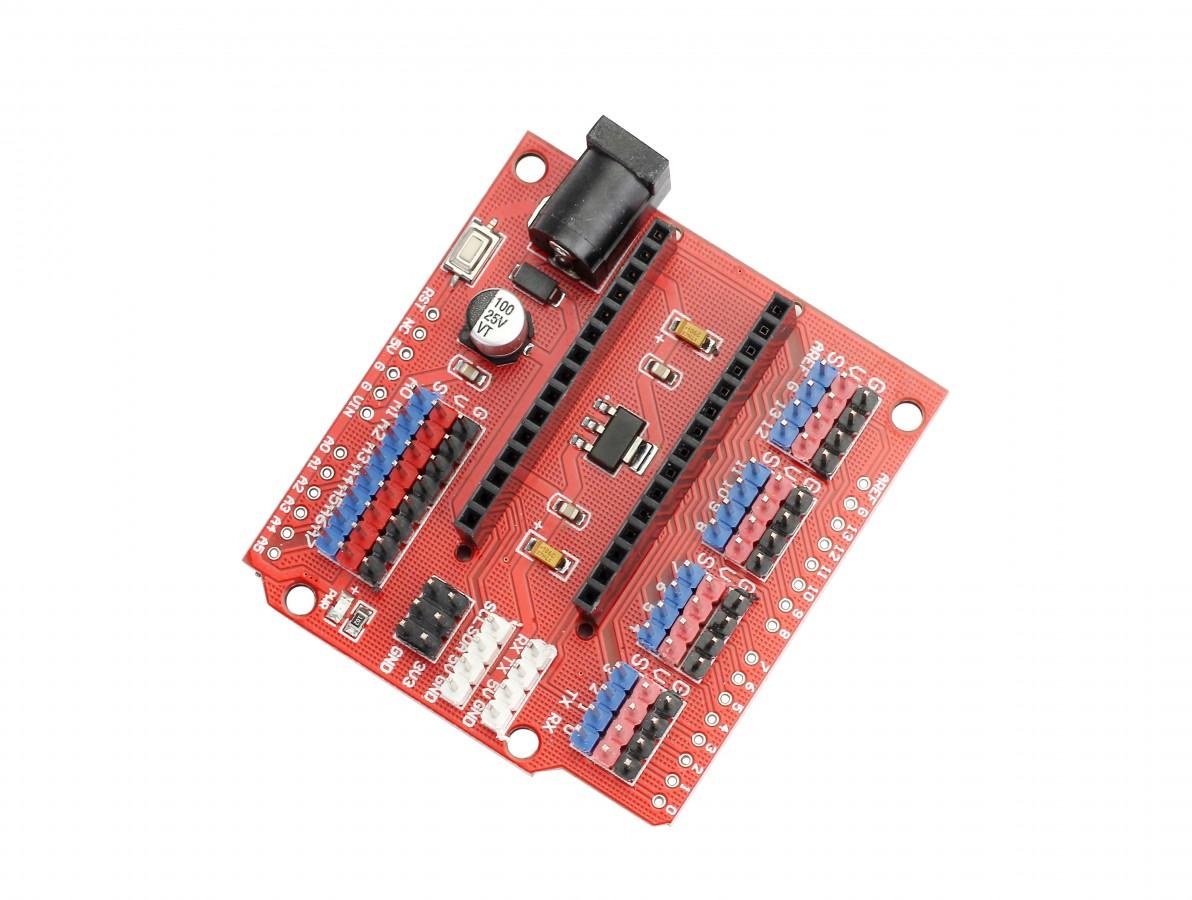 Adaptador para expansão da Placa Arduino Nano V3.0