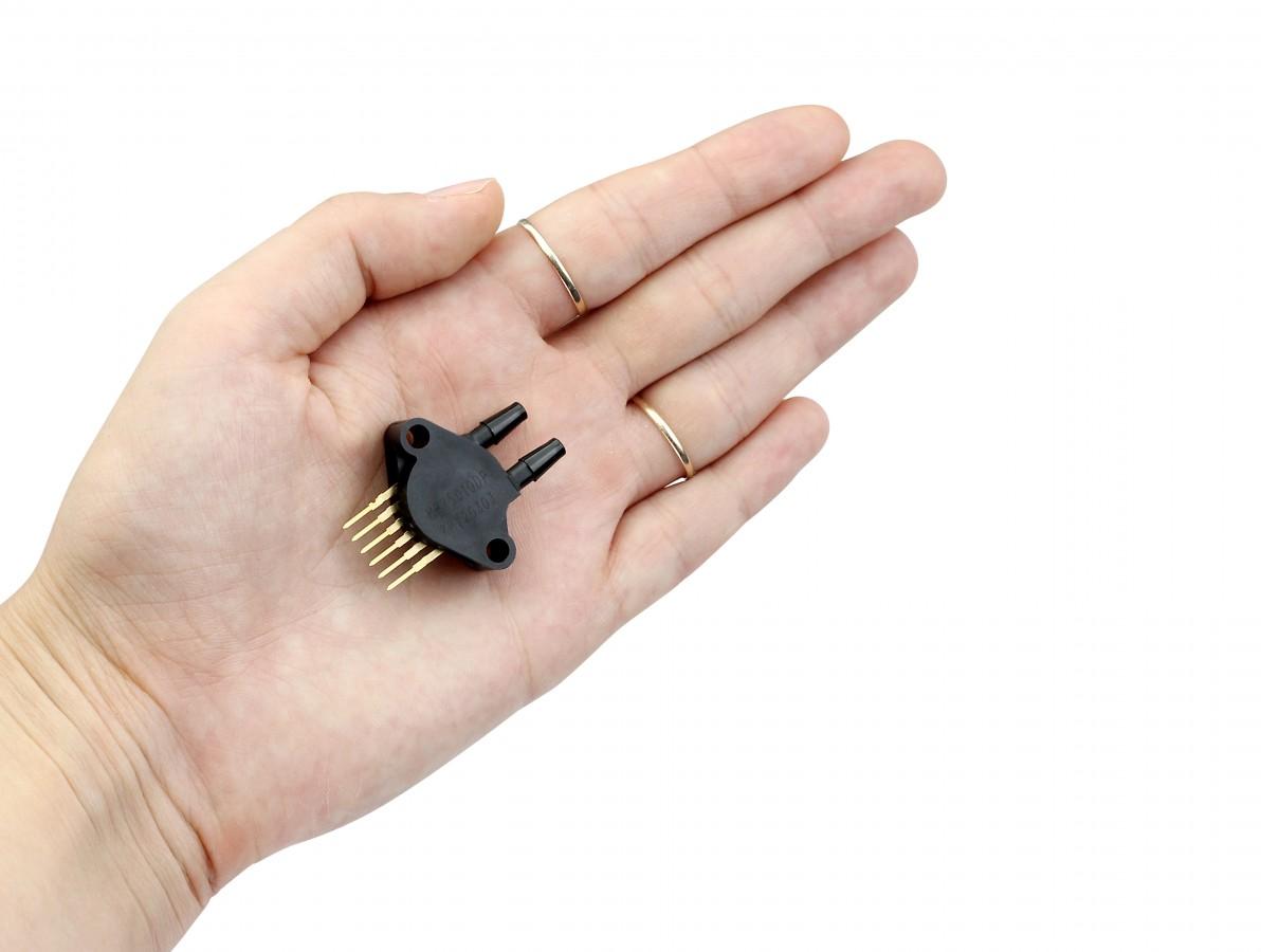 Sensor de Pressão Diferencial MPX5010DP 0kPa a 10kPa