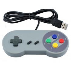 Controle para PC USB tipo Nintendo Compatível com Raspberry Pi - NT424