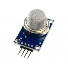 Detector de Gás / Sensor de Gás MQ-6- GLP (Gás de Cozinha), Propano, Isobutano e Gás Natural Liquefeito
