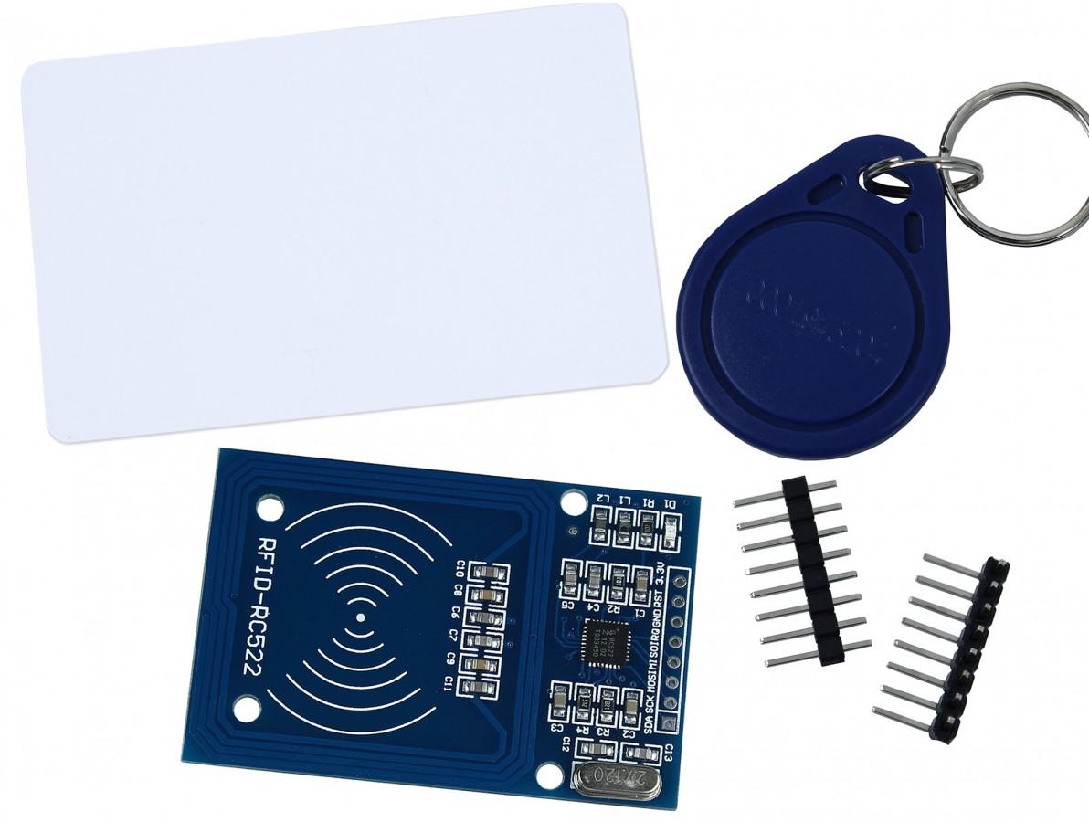 Kit RC522 Leitor RFID