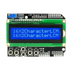 LCD Keypad Shield / Shield Display LCD 16x2 para Arduino