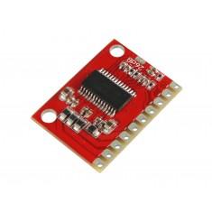 Mini Amplificador de Som OEP30WX2 Estéreo 2 Canais 30W + 30W