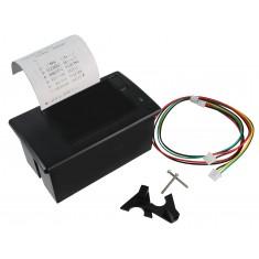 Mini Impressora Térmica para Arduino e Raspberry Pi + Rolo Papel Térmico 57mm + Cabos