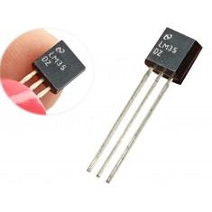 Sensor de temperatura LM35 para Projetos