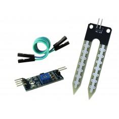 Sensor de Umidade de Solo para Arduino