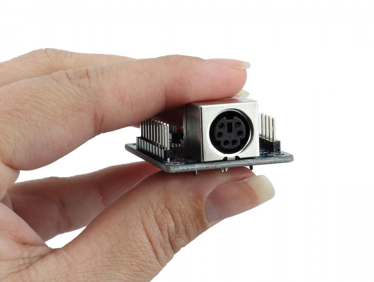 PS/2 Arduino Conversor PS/2 para TWI I2C