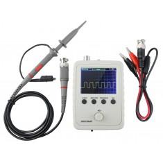 Osciloscópio DSO150 Digital Portátil 200kHz Montado + Ponta de Prova BNC