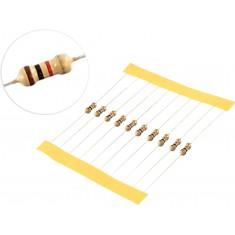 Resistor 1K 1/4W - Kit com 10 unidades