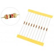 Resistor 2K 1/4W - Kit com 10 unidades