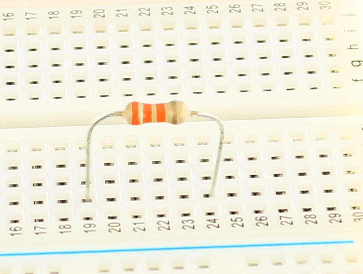 Resistor 33K 1/4W - Kit com 10 unidades