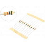 Resistor 56K 1/4W - Kit com 10 unidades