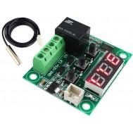 Termostato Digital W1209 com NTC e Rele 10A - 12VDC