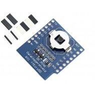 Shield Data Logger com RTC DS1307 para Wemos D1 Mini