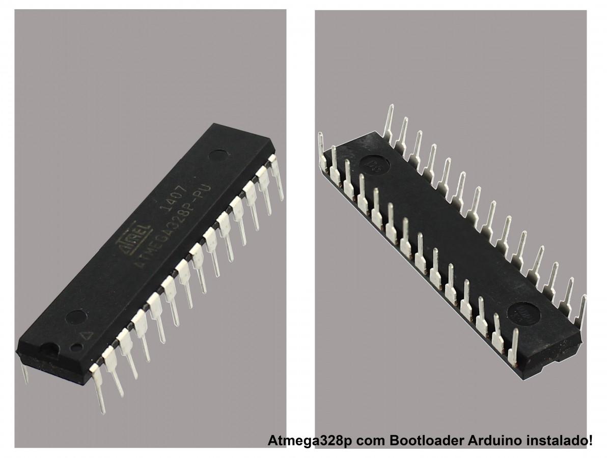 Kit Arduino Standalone Atmega328 + Bootloader