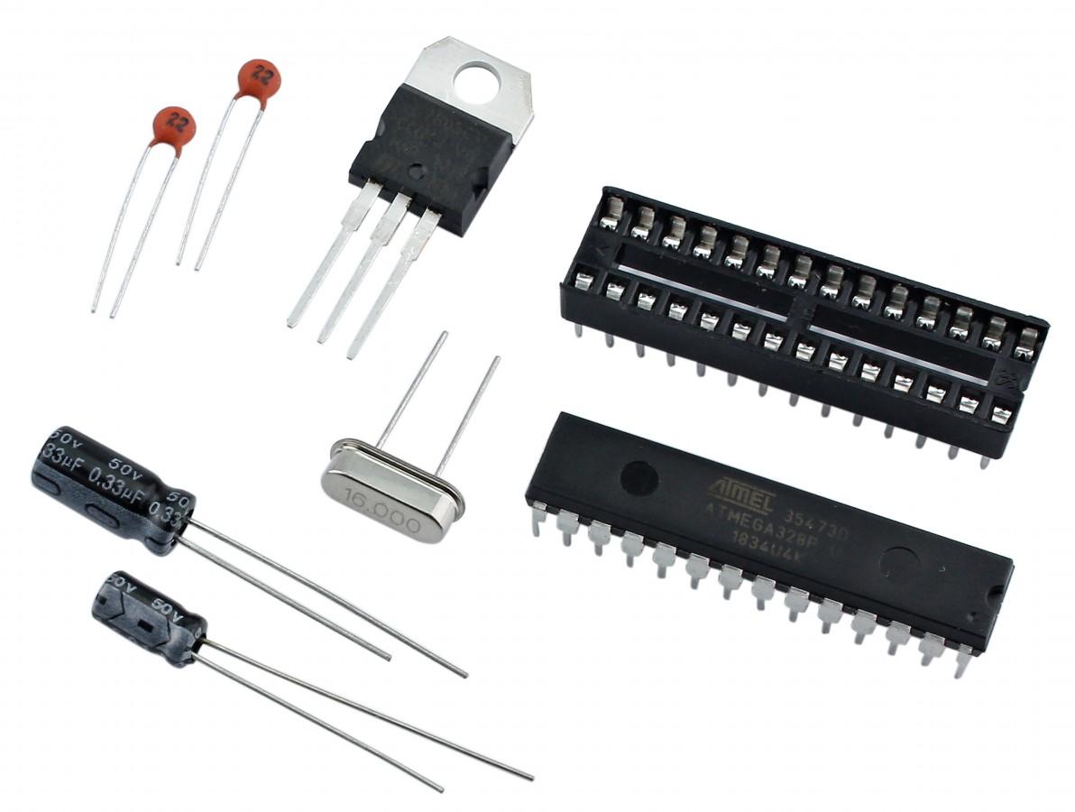 Kit Arduino Standalone ATmega328P Sem Bootloader
