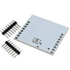 Adaptador para ESP8266 ESP-07, ESP-08 e ESP-012E