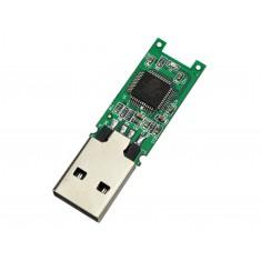 Módulo de Memória USB 8GB para Armazenamento de Dados
