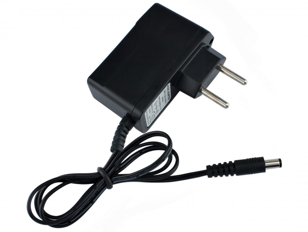 Fonte de Alimentação Chaveada 5VDC 1A Plug P4 (5.5x2.1mm)