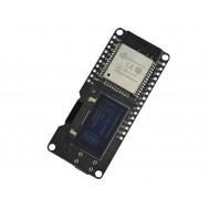 Nodemcu ESP32 OLED Iot com WiFi e Bluetooth