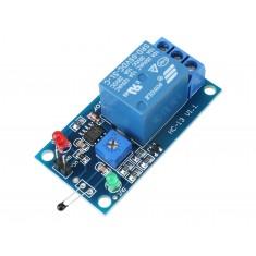 Relé de Temperatura com NTC / Sensor de Temperatura com Relé