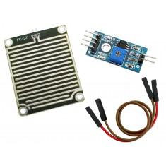 Sensor de Chuva Arduino FC37 + Módulo de Leitura