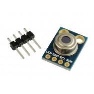 Sensor de Temperatura Infravermelho IR MLX90614 para Medições Sem Contato