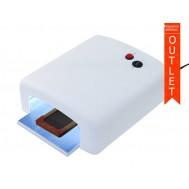 Lâmpada Ultravioleta / Estufa UV para Secagem de Cola UV 36W 127V - OUTLET