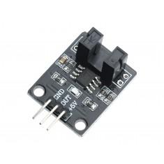 Sensor de Contagem 5mm Chave Óptica para Encoder