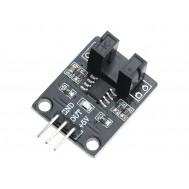 Sensor de Contagem / Sensor de Velocidade - Chave Óptica para Encoder 3mm