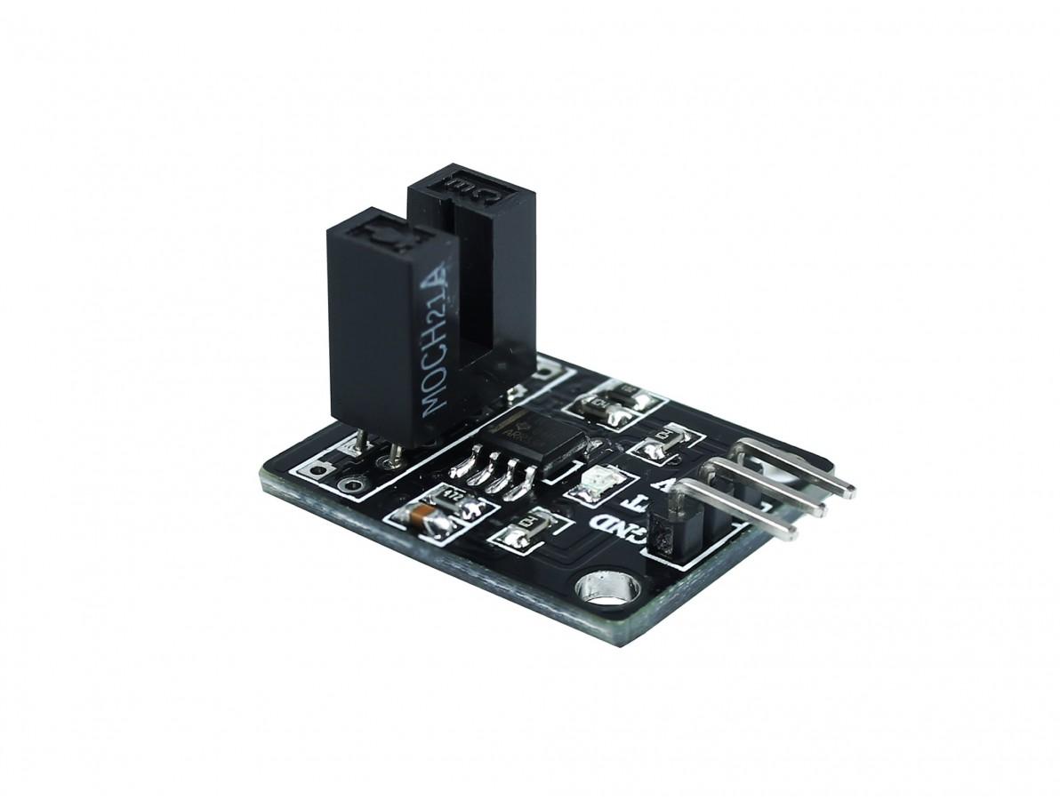 Sensor de Contagem - Chave Óptica para Encoder