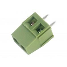 Conector Borne KRE 2 Vias Verde