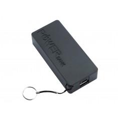 Carregador de Bateria 18650 Duplo / Power Bank 5V USB para 2 Baterias 18650