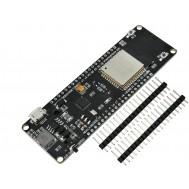 NodeMCU ESP32 WiFi e Bluetooth com Suporte para Bateria 18650 e Gerenciador de Carga