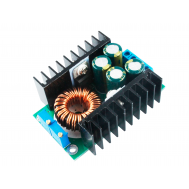 Regulador de Tensão Ajustável XL4016 DC Conversor Step Down (Para Menos) - 1.2 a 35V (8A 300W)