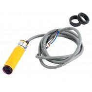 Sensor de Proximidade E3F-DS30C1 Infravermelho NPN NO - Detecção 10 a 30cm