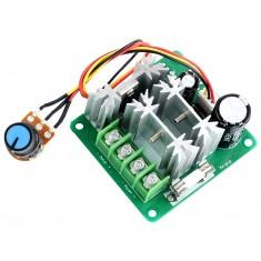 Controlador PWM 15A 1000W  para Velocidade de Motores 6V à 90V