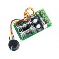 Controlador PWM 20A 1200W para Velocidade de Motores 10V à 60V