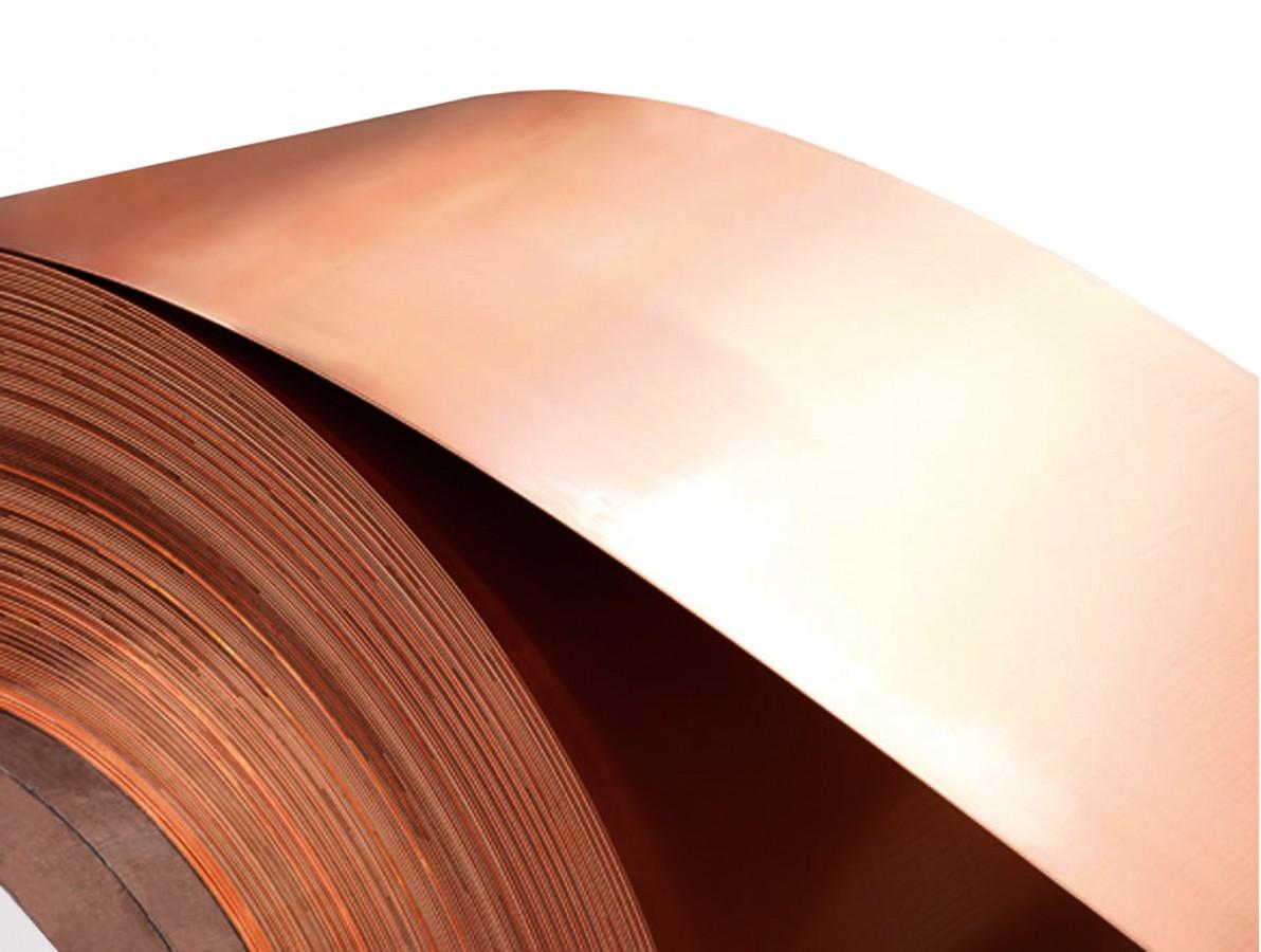 Fita de cobre para blindagem e proteção de equipamentos - 6mm x 30m