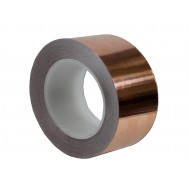 Fita de Cobre Adesiva para Blindagem e Proteção - 70mm x 25m