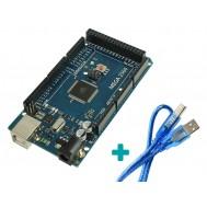 Placa Mega 2560 R3 Arduino + Cabo USB