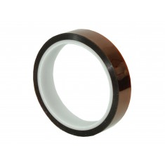 Fita Kapton de Poliamida Resistente a Altas Temperaturas - 20mm x 33m