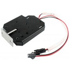 Fechadura Eletrônica 12V MK-202 com Detecção de Abertura