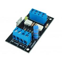 Módulo Dimmer para Arduino / Pic MC-8A com sinal Zero Cross 127V