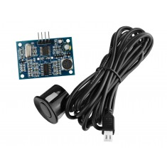 Sensor Ultrassônico JSN-SR04T a Prova D'água + Módulo para Arduino