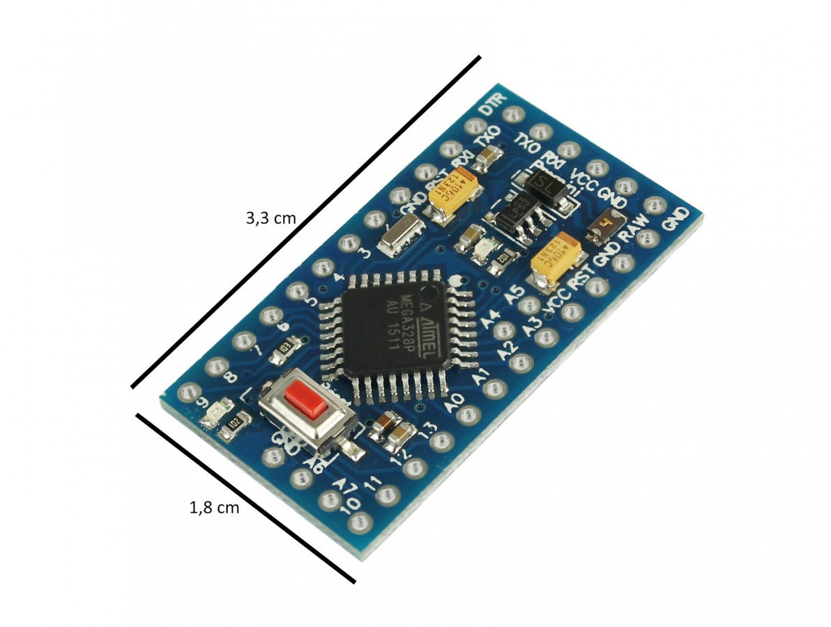 Arduino Pro Mini ATmega328 Compatível